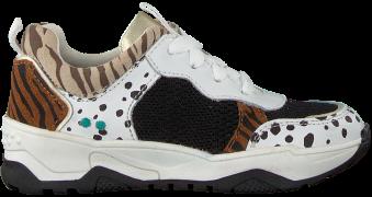 Weiße Bunnies Jr Sneaker Low Charlie Chunky