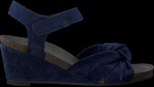 Blaue Ca'Shott Sandalen 23073