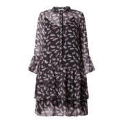 Kleid aus Chiffon Modell 'Camelia'